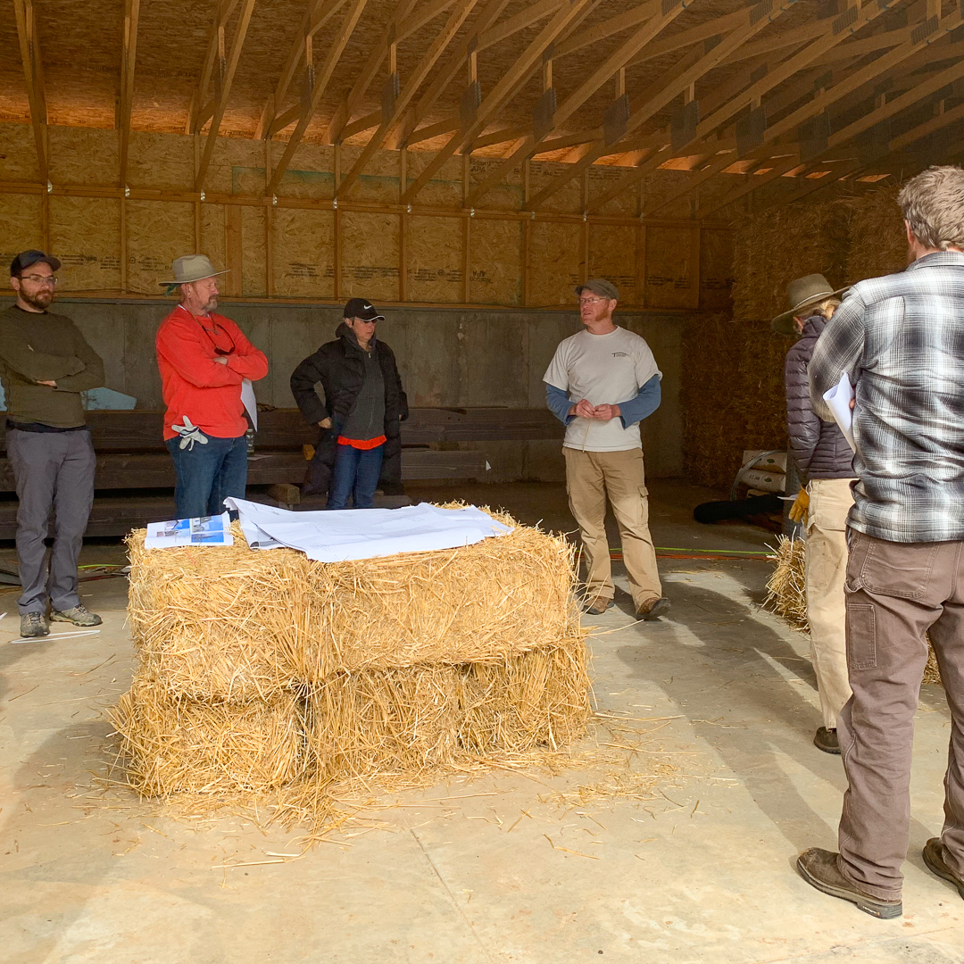 May 2019 Straw Bale Workshop – Lyons, Colorado